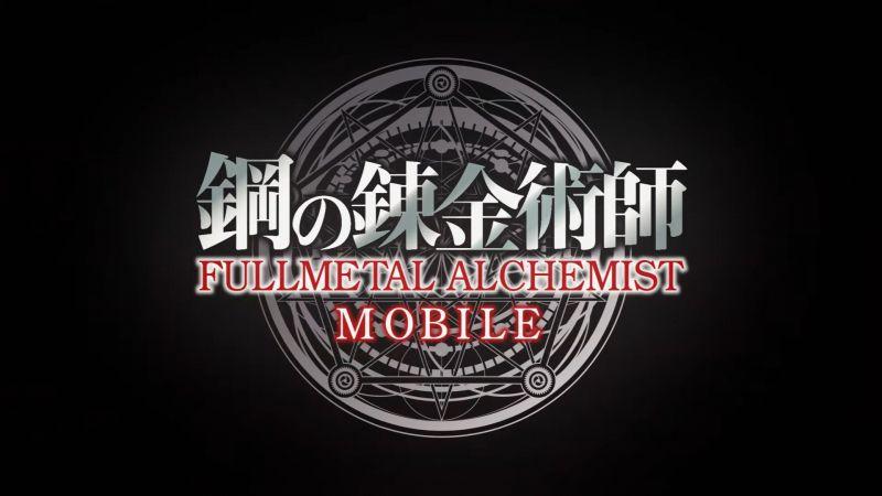 Fullmetal Alchemist Mobile zapowiedziane. Zobacz pierwszy teaser gry