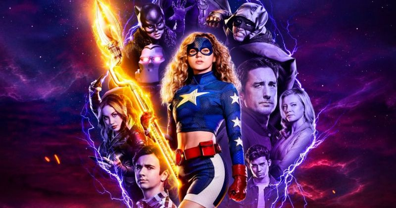 Stargirl - nowy zwiastun 2. sezonu. Jest Thunderbolt!