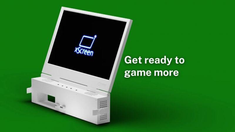 """xScreen zamieni Xboxa Series S w """"przenośną"""" konsolę"""