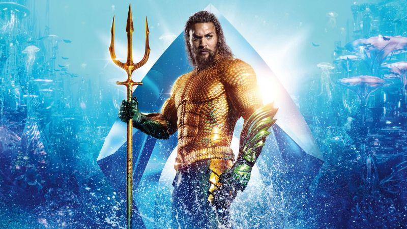 Aquaman - quiz dla fanów. Czy jesteś godzien Trójzębu Atlana?