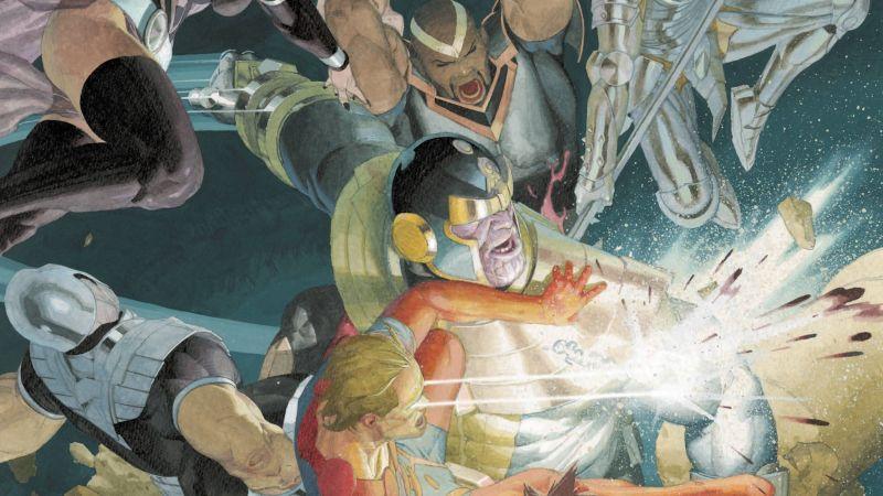 Grzybiarze mają większą szansę pokonać Thanosa. Dowiodła tego członkini Eternals
