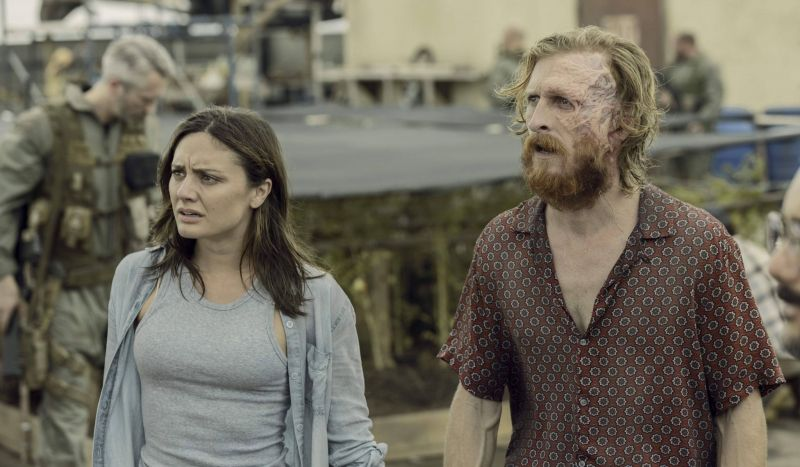 Fear the Walking Dead - zdjęcia z 7. sezonu. Nadchodzi nuklearna apokalipsa!