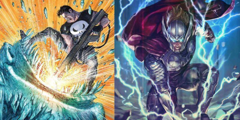 Punisher - seryjny morderca czy bohater? Thor i Kapitan Ameryka nie mogą się ze sobą zgodzić