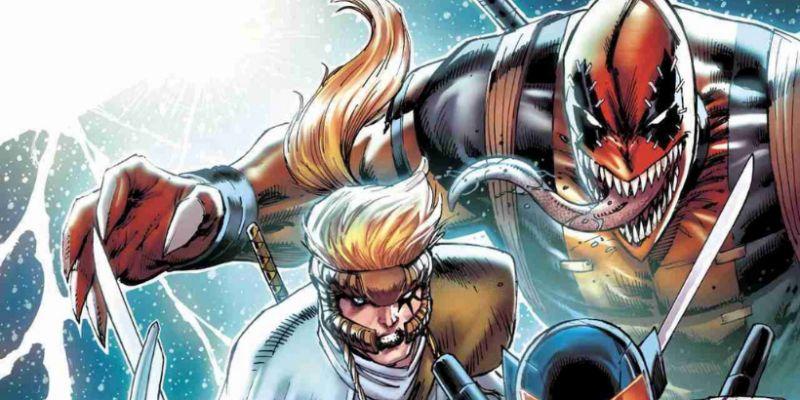X-Force - 30. lecie z numerem specjalnym. Warianty okładek z niesamowitą hybrydą Deadpoola i Venoma