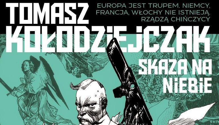 Skaza na Niebie: premiera zbioru SF Tomasza Kołodziejczaka