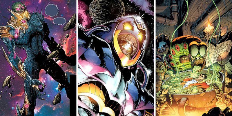 DC potwierdza: oto najgroźniejsi i najpotężniejsi złoczyńcy. Dlaczego brakuje Darkseida?