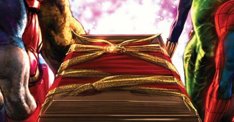 Marvel - śmierć Doktora Strange'a rozsadza multiwersum. Avengers idą na Trzy Matki, magowie nadchodzą!