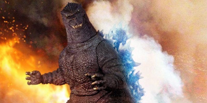 Godzilla - ogromna, imponująca figurka. Nie zmieści się na półce!