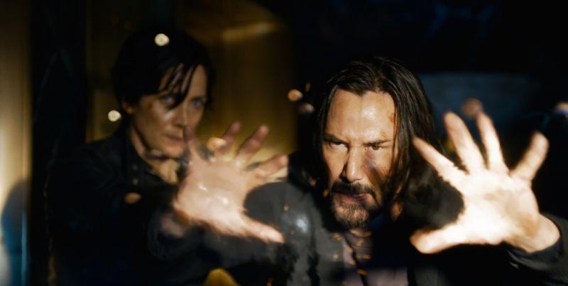 Matrix: Zmartwychwstania - czego to kontynuacja? Morfeusz potwierdzony
