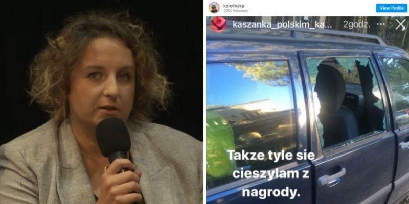 Nagroda festiwalu filmowego w Gdyni skradziona. Włamano się do samochodu laureatki