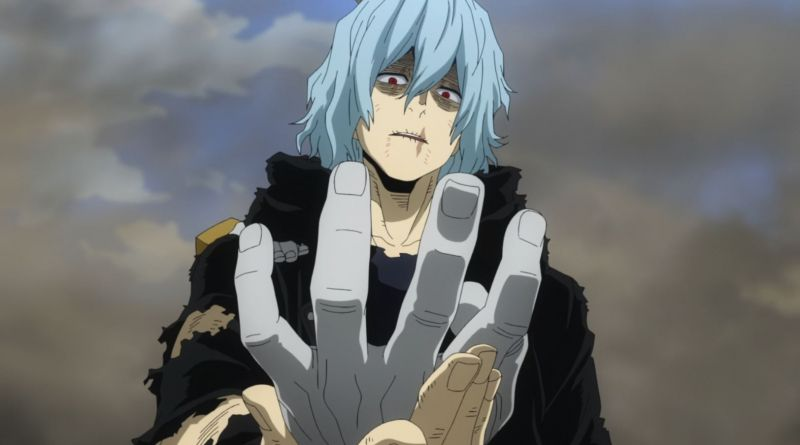 Boku no Hero Academia - sezon 5, odcinki 22-23 - recenzja