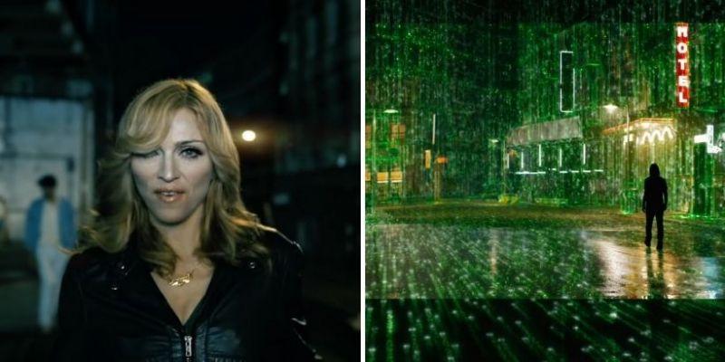 Madonna ujawnia, że zaoferowano jej rolę w Matrixie. Kogo miałaby zagrać?