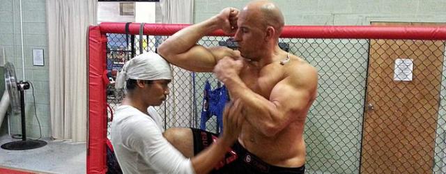 """[wideo] Vin Diesel ciężko trenuje do """"Szybkich i wściekłych 7"""""""