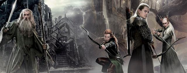 """""""Hobbit: Pustkowie Smauga"""" wciąż najlepszy w box office"""