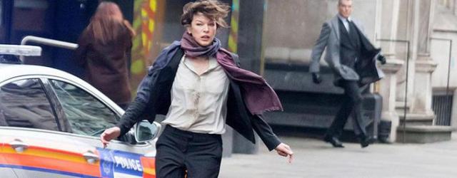 """Zdjęcia z planu thrillera twórcy """"V jak Vendetta"""""""