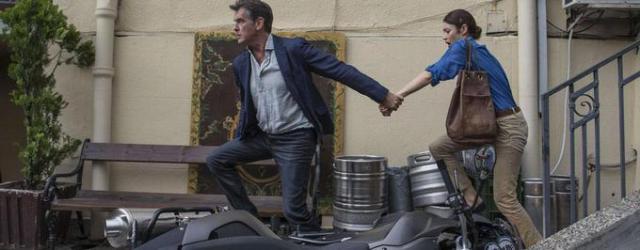 "Pierce Brosnan w akcji. Zwiastun ""The November Man"""
