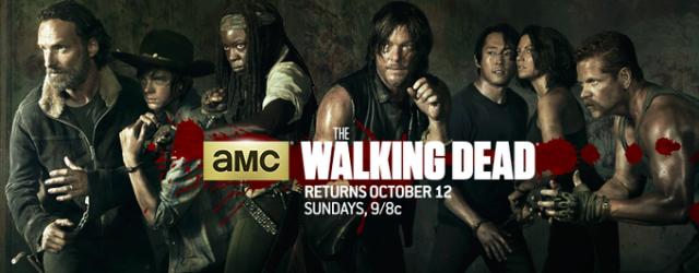 """Teaser zapowiadający 5. sezon """"The Walking Dead"""""""