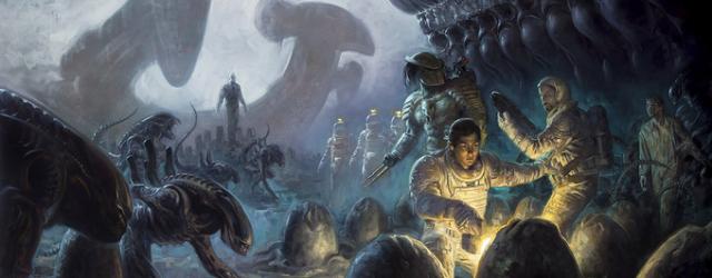 """""""Prometeusz"""": komiksowa kontynuacja z Obcym i Predatorem"""