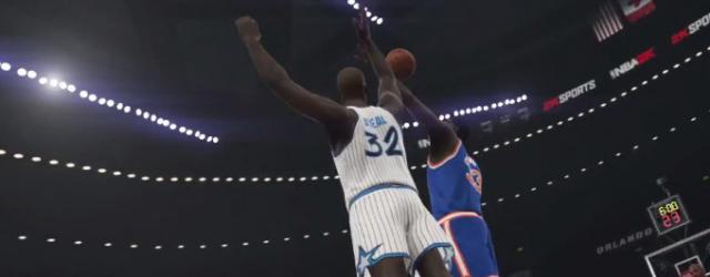 """""""NBA 2K15"""" z zawartością na wyłączność PlayStation"""