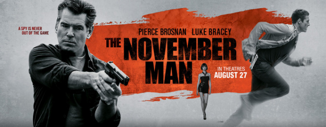 November Man: Brosnan ponownie agentem – recenzja