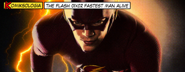 """The Flash"" 01×02 – odwołania do komiksów"
