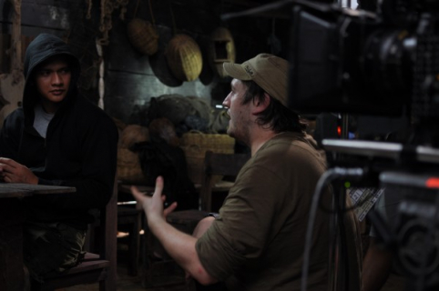 Gareth Evans, reżyser Raid szykuje film akcji inspirowany Szklaną pułapką