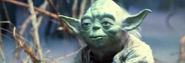 Śpiewający Yoda. Zobacz parodię od Bad Lip Reading