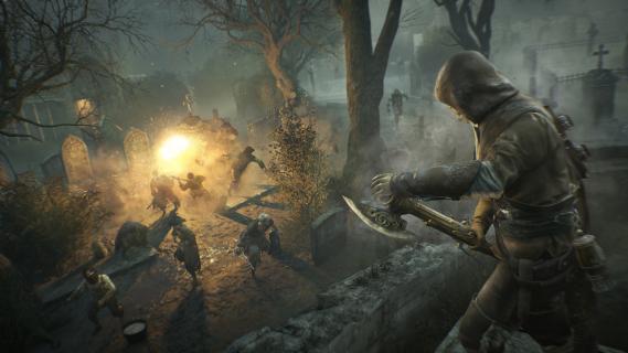 """""""Assassin's Creed: Unity"""" z darmowym dodatkiem"""