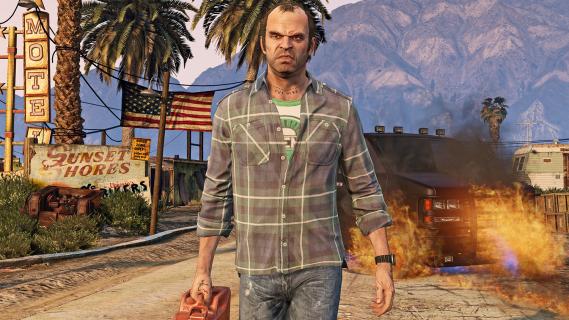 """""""Grand Theft Auto V"""" – grę od dziś będzie można pobierać na dyski"""
