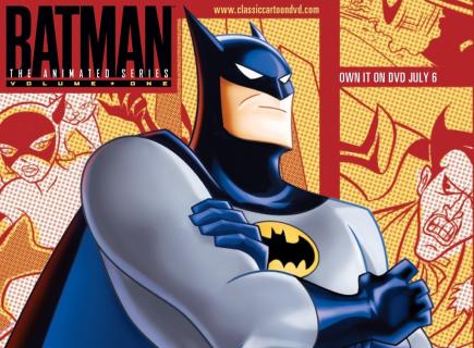 Batman: The Animated Series, kreskówka przełomowa