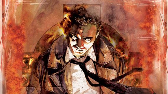 """Wszystkie twarze Constantine'a – runy komiksu """"Hellblazer"""""""