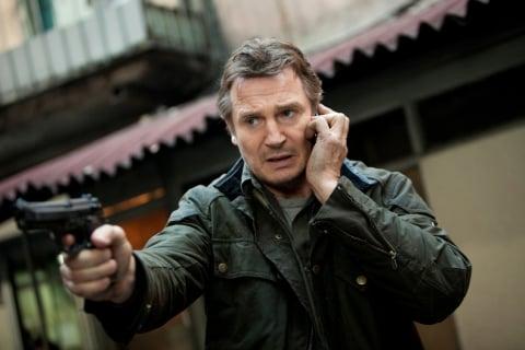 Liam Neeson rezygnuje z gry w filmach akcji