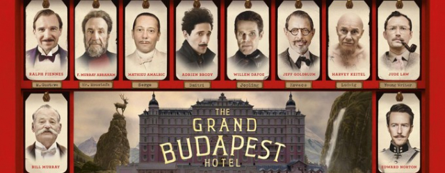 """Grand Budapest Hotel"" DVD: Dać dorosłemu kredki… – recenzja"