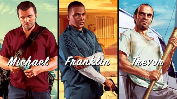 """""""Grand Theft Auto V"""" z fenomenalną sprzedażą"""