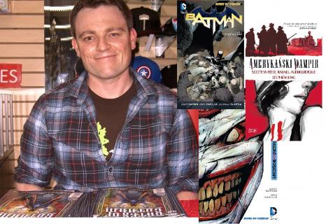 Scott Snyder – najjaśniejsza gwiazda Nowego DC Comics