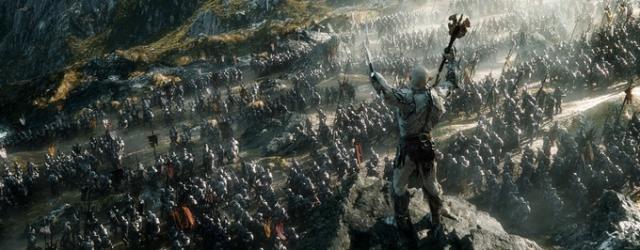 """""""Hobbit: Bitwa Pięciu Armii"""" – recenzja"""