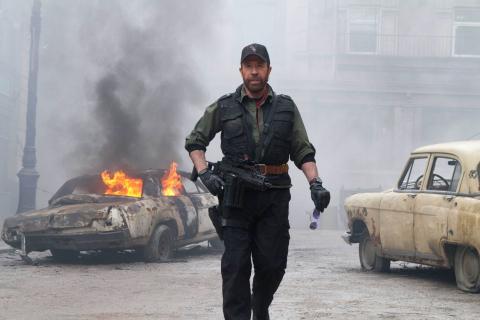 Chuck Norris – filmy, które trzeba znać