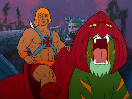 """""""Masters of the Universe"""" – czy to Bojowy Kot z aktorskich przygód He-Mana?"""