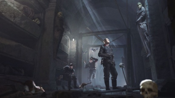 "Bethesda opóźnia premierę ""Wolfenstein: The Old Blood"""