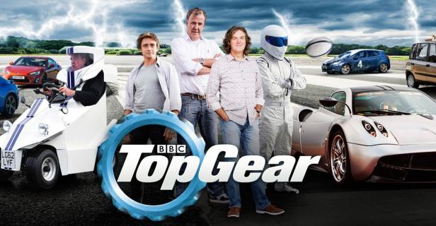 Historia Top Gear