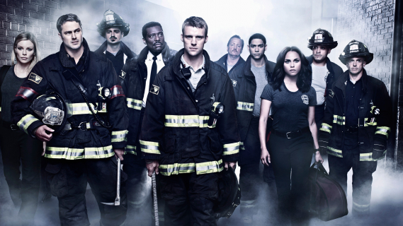Strażacy w kinie i telewizji