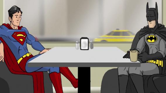 """""""Gwiezdne Wojny: Przebudzenie Mocy"""" kontra """"Batman v Superman: Świt sprawiedliwości"""" – który zwiastun lepszy?"""