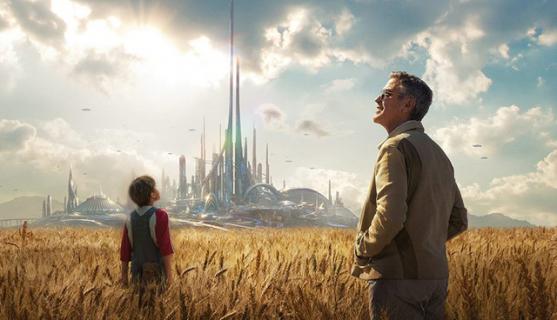 """Box Office: """"Kraina jutra"""" wygrywa. Kolejne rozczarowanie Disneya"""