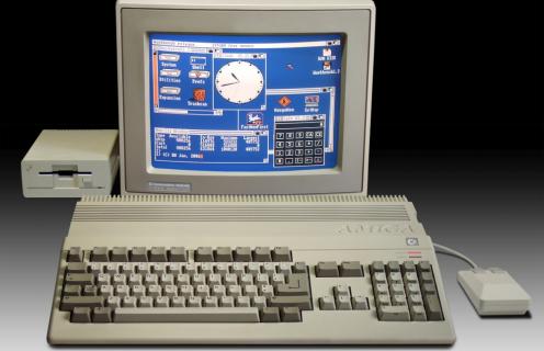 15 najpopularniejszych gier na komputer Amiga