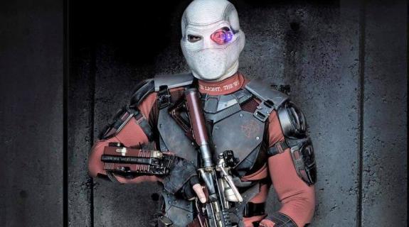 """Deadshot w akcji na planie """"Suicide Squad"""". Zobacz wideo i zdjęcia"""