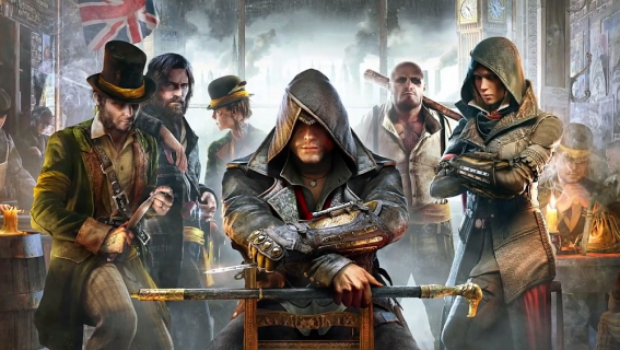"Telewizyjny spot ""Assassin's Creed: Syndicate"" – wideo"