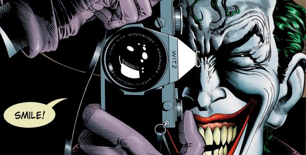 Joker bez kolorowanki dla dorosłych. DC kasuje projekt