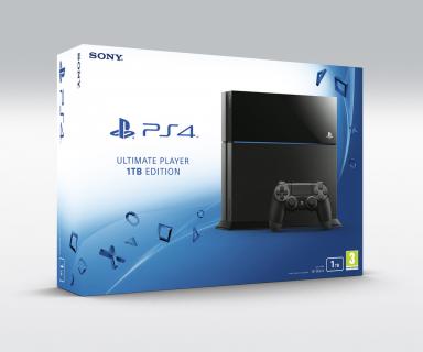 Znamy polską cenę konsoli PlayStation 4 z dyskiem o pojemności 1TB