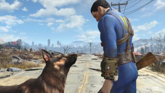 """Zapłacił kapslami za """"Fallout 4"""". Otrzyma grę na premierę"""