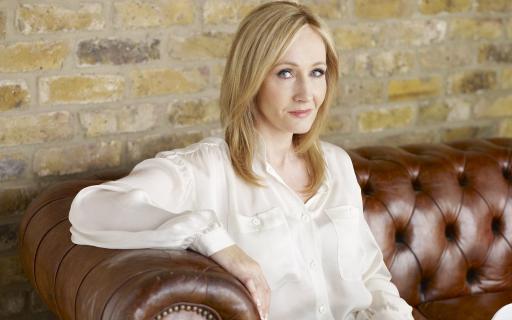 Życie jest sztuką: J.K. Rowling o porażkach i sile wyobraźni